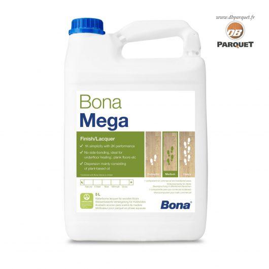 Vitrificateur pour parquet Bona Mega 5L
