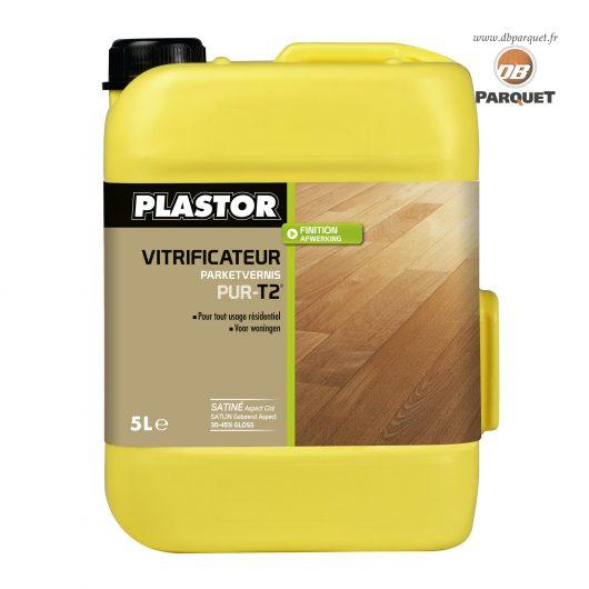 Vitrificateur Plastor Pur-T2 en bidon de 5 Litres