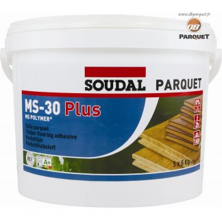 Colle à parquet Soudal MS-30 PLUS