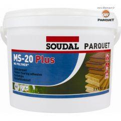 Colle pour parquet Soudal MS-20 PLUS